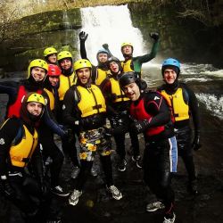 Gorge Walking United Kingdom