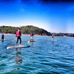 Stand Up Paddle Boarding (SUP) United Kingdom