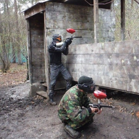 Paintball Norwich East, Norfolk