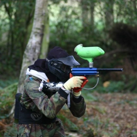 Paintball Scunthorpe - Messingham, North Lincolnshire