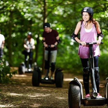 Segway Bristol Kings Weston House, South Gloucestershire
