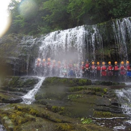 Gorge Walking Neath, Neath Port Talbot