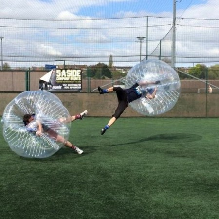Bubble Football Birmingham, West Midlands