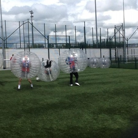 Bubble Football Sheffield, South Yorkshire