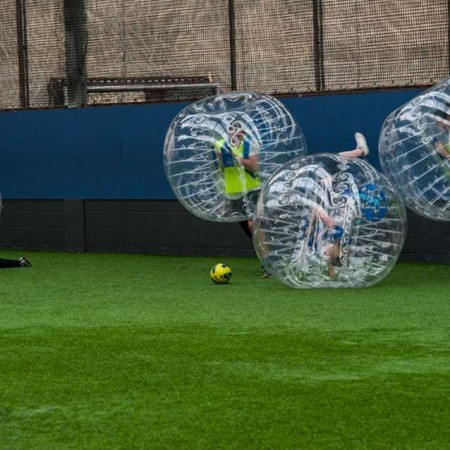 Bubble Football Stevenston, North Ayrshire, Ayrshire