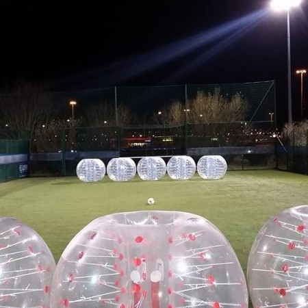 Bubble Football Leeds, West Yorkshire