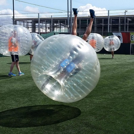 Bubble Football Loughborough, Leicestershire