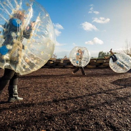 Bubble Football Ballygawley, 0