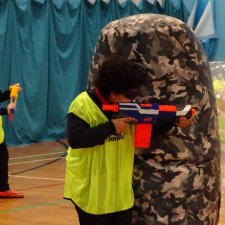 Nerf Combat Newcastle, Tyne And Wear