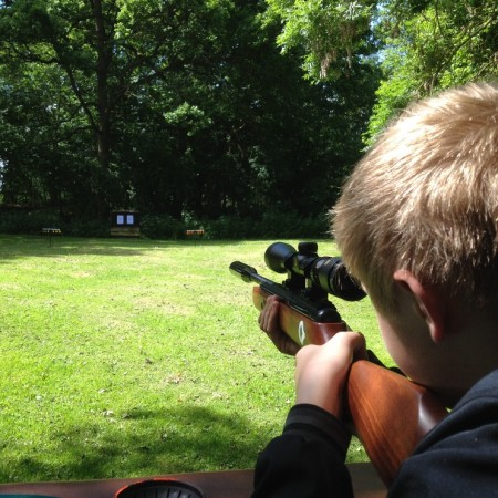 Air Rifle Ranges Hanbury, Worcestershire, Worcestershire