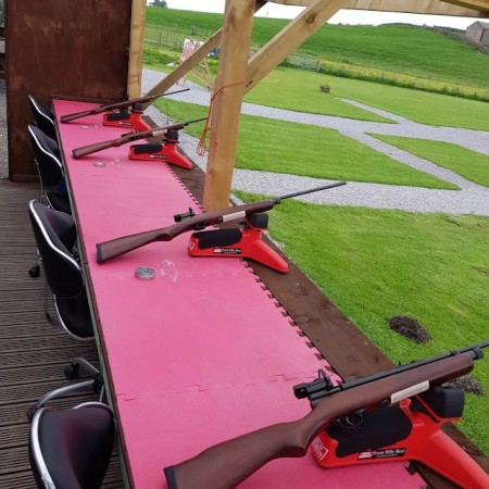 Air Rifle Ranges Sheffield - Ringinglow, South Yorkshire