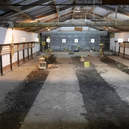 Air Rifle Ranges Dalry, Ayrshire, Ayrshire