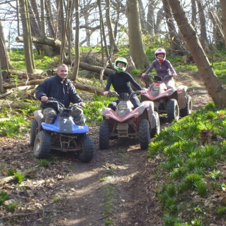 Quad Biking Sittingbourne, Kent, Kent