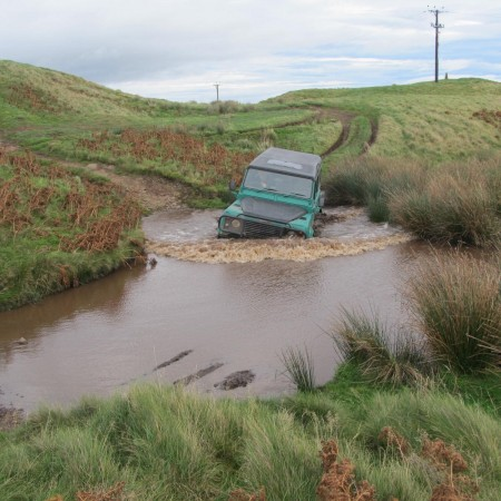 4x4 Off Roading Perth, Perth and Kinross
