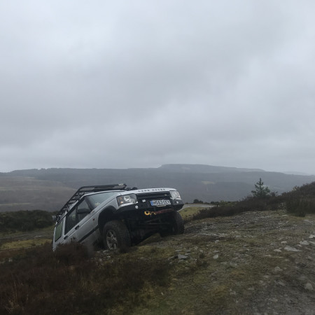 4x4 Off Roading Swansea, Neath Port Talbot