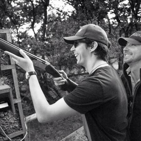 Clay Pigeon Shooting Enstone, Chipping Norton, Oxfordshire