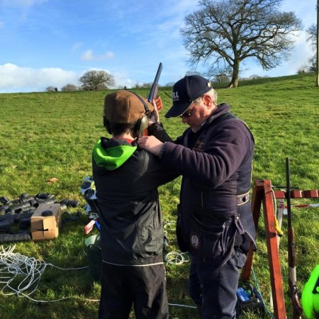 Clay Pigeon Shooting Taunton, Somerset, Somerset